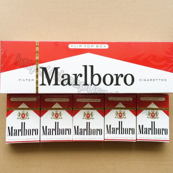 Wholesale Marlboro Red Regular Cigarettes 1 Carton