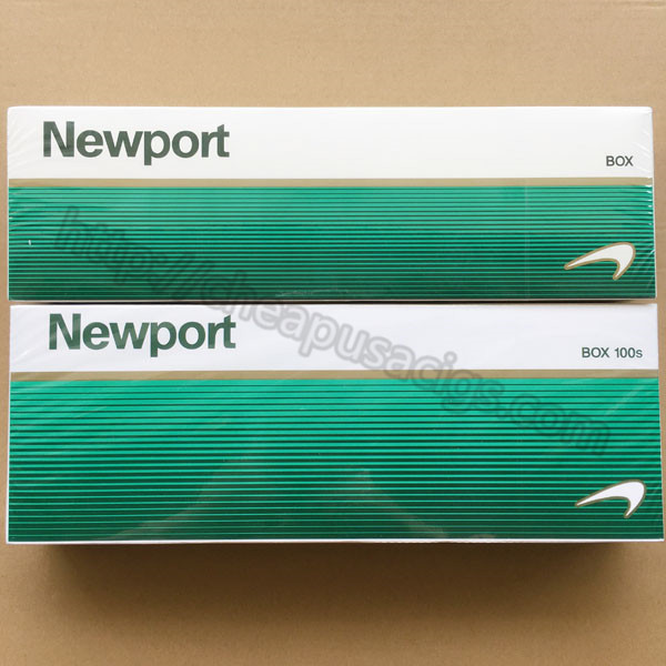 Newport 100s Cigarettes Sale 20 Cartons