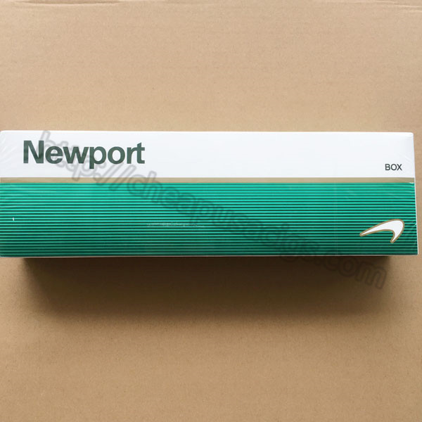 Newport Regular Cigarettes King Size 10 Cartons